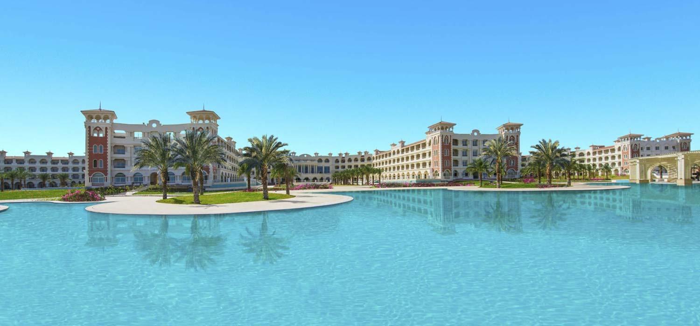 Egipt Hurghada Sahl Hasheesh BARON PALACE SAHL HASHEESH 1