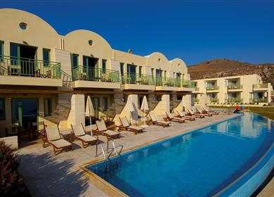 Grecia Creta - Chania Kolymbari GIANNOULIS GRAND BAY BEACH RESORT  2