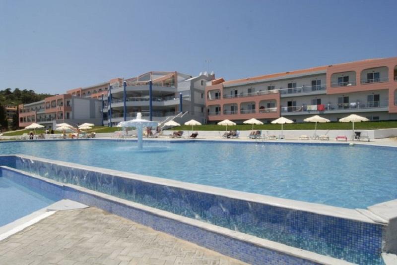 Grecia Thassos Tripiti BLUE DREAM PALACE THASSOS 1