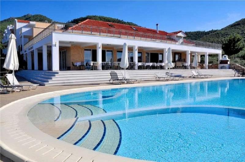 Grecia Thassos Skala Rachoni LOULOUDIS BOUTIQUE HOTEL 1