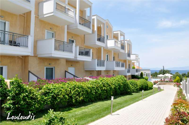 Grecia Thassos Skala Rachoni LOULOUDIS BOUTIQUE HOTEL 2