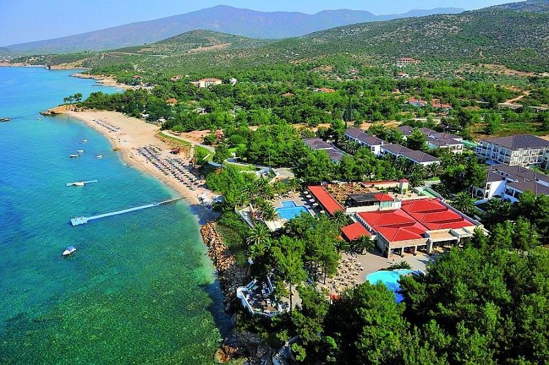 Grecia Thassos Potos ALEXANDRA BEACH 1