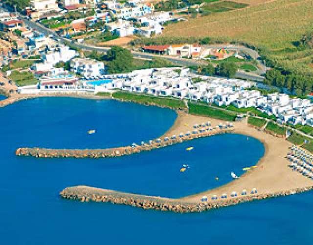Grecia Creta - Heraklion Kokkini Hani KNOSSOS BEACH BUNGALOWS & SUITES 1