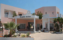 Grecia Creta - Heraklion Gouves MAGDA 1