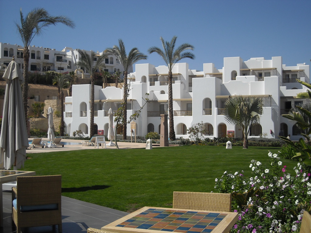 Egipt Sharm El Sheikh Naama Bay NOVOTEL SHARM EL SHEIKH PALM RESORT 1