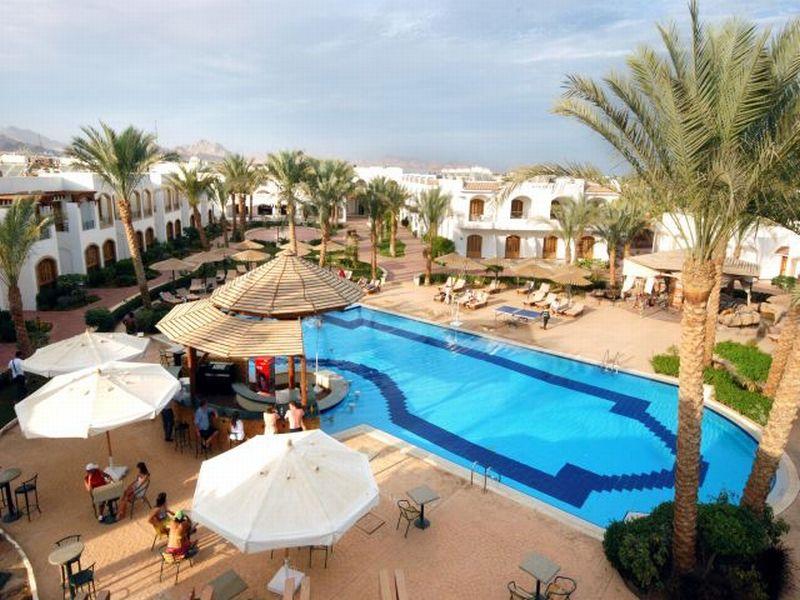 Egipt Sharm El Sheikh Naama Bay NOVOTEL SHARM EL SHEIKH PALM RESORT 2