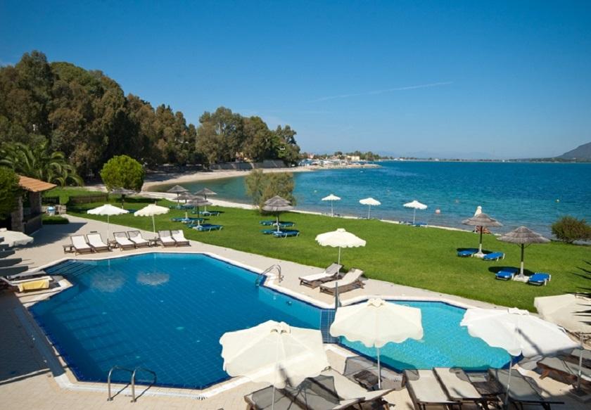 Grecia Lefkada Lygia PORTO LYGIA HOTEL 1