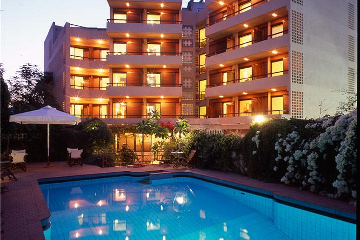 Grecia Creta - Chania Chania AKALI HOTEL 1