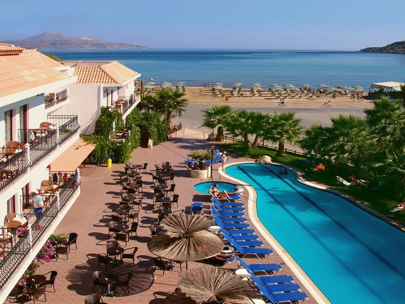 Grecia Creta - Chania Almyrida ALMYRIDA BEACH 1