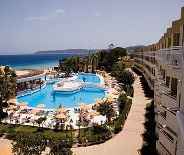 Grecia Rodos Ialysos SUNSHINE RHODES HOTEL 2