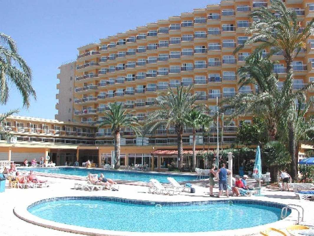 Spania Mallorca Magalluf SAMOS 1