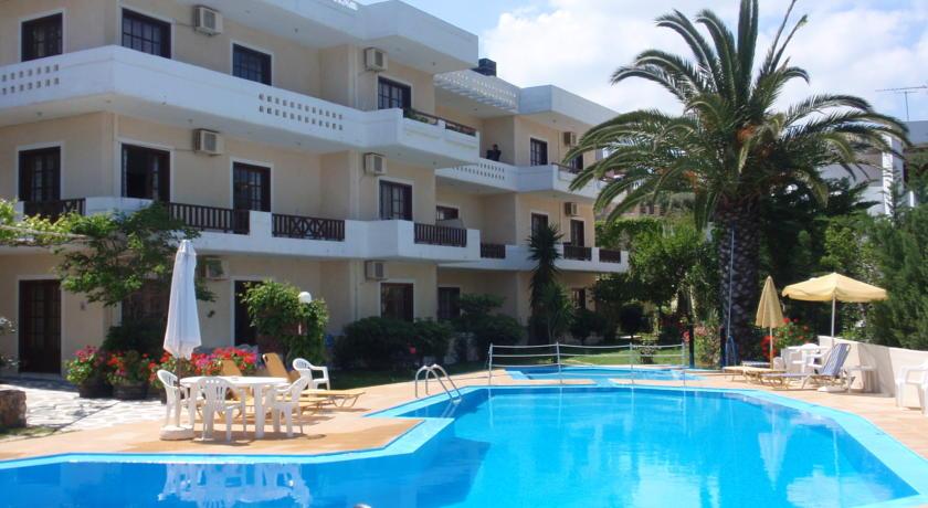 Grecia Creta - Chania Aghia Marina ALEXANDROS APARTMENTS 1