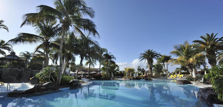 Spania Tenerife Costa Adeje JARDINES DE NIVARIA 4