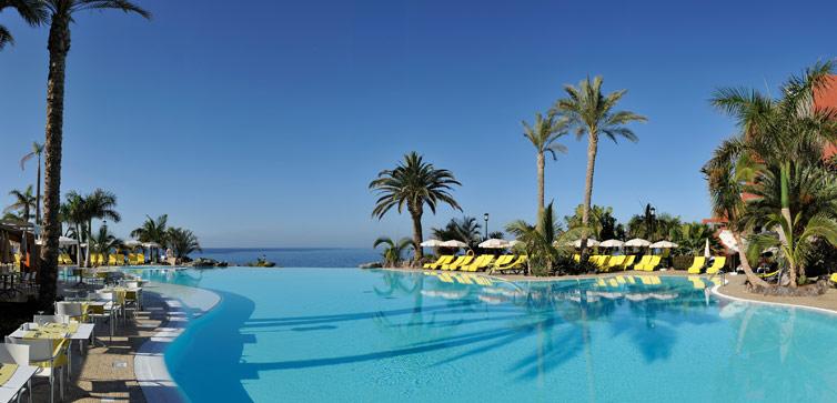 Spania Tenerife Playa Paraiso ROCA NIVARIA 4