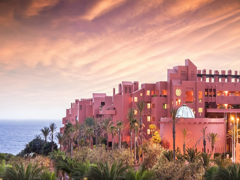 Spania Tenerife Costa Adeje SHERATON LA CALETA RESORT & SPA 1