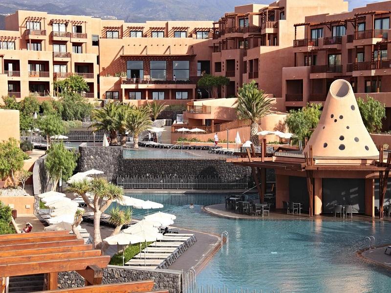 Spania Tenerife San Miguel De Abona SANDOS SAN BLAS NATURE RESORT & GOLF 1