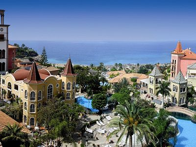 Spania Tenerife Costa Adeje GRAN HOTEL BAHIA DEL DUQUE RESORT 5