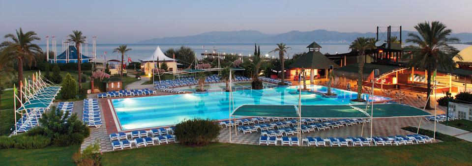 Turcia Kusadasi  AQUA FANTASY HOTEL 1