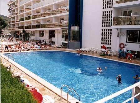 Spania Costa Brava Santa Susanna HOTEL RIVIERA 2