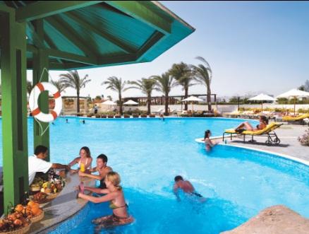 Egipt Sharm El Sheikh Shark`s Bay SHARM EL SHEIKH CORAL BEACH TIRAN RESORT 2