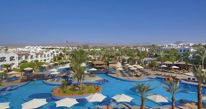 Egipt Sharm El Sheikh Naama Bay SHARM DREAMS RESORT 1