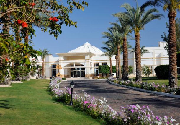 Egipt Sharm El Sheikh Om El Seed RENAISSANCE GOLDEN VIEW BEACH 2