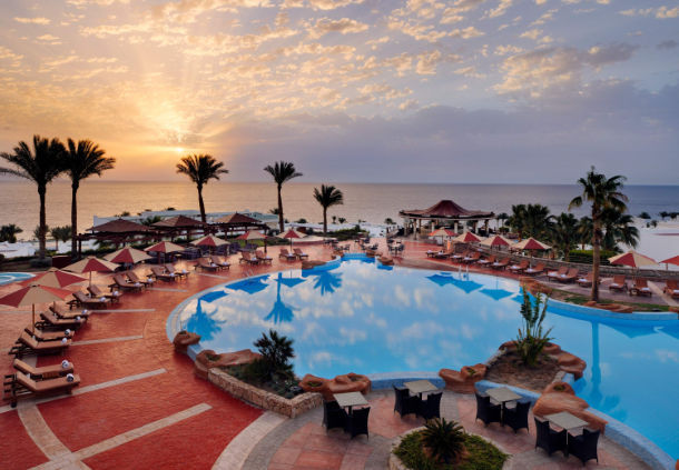 Egipt Sharm El Sheikh Om El Seed RENAISSANCE GOLDEN VIEW BEACH 3