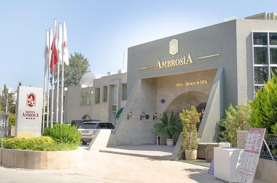 Turcia Bodrum Bitez AMBROSIA HOTEL 1
