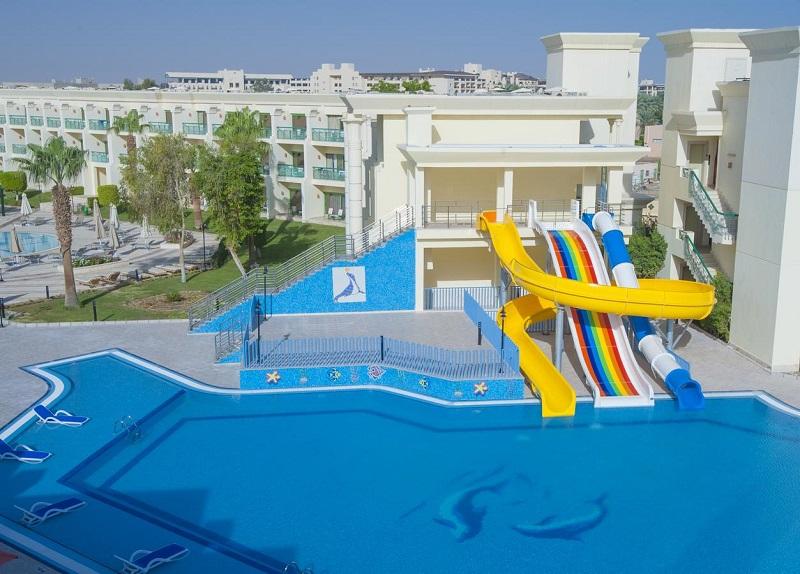Egipt Hurghada Hurghada Town HILTON HURGHADA RESORT 1