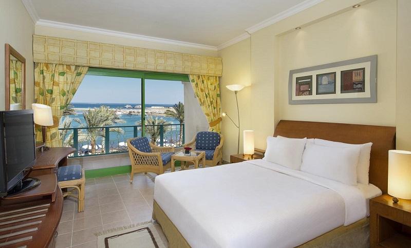 Egipt Hurghada Hurghada Town HILTON HURGHADA RESORT 4