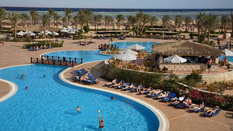 Egipt Sharm El Sheikh Nabq Bay JAZ MIRABEL BEACH RESORT 2