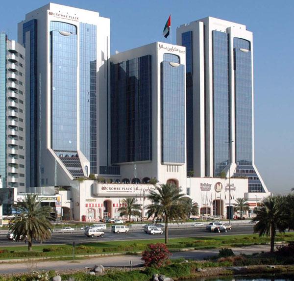 Emiratele Arabe Unite Dubai Sheikh Zayed CROWNE PLAZA DUBAI SHEIKH ZAYED 1