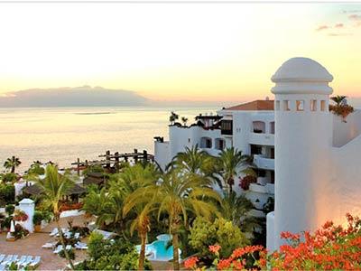 Spania Tenerife Costa Adeje JARDIN TROPICAL 1