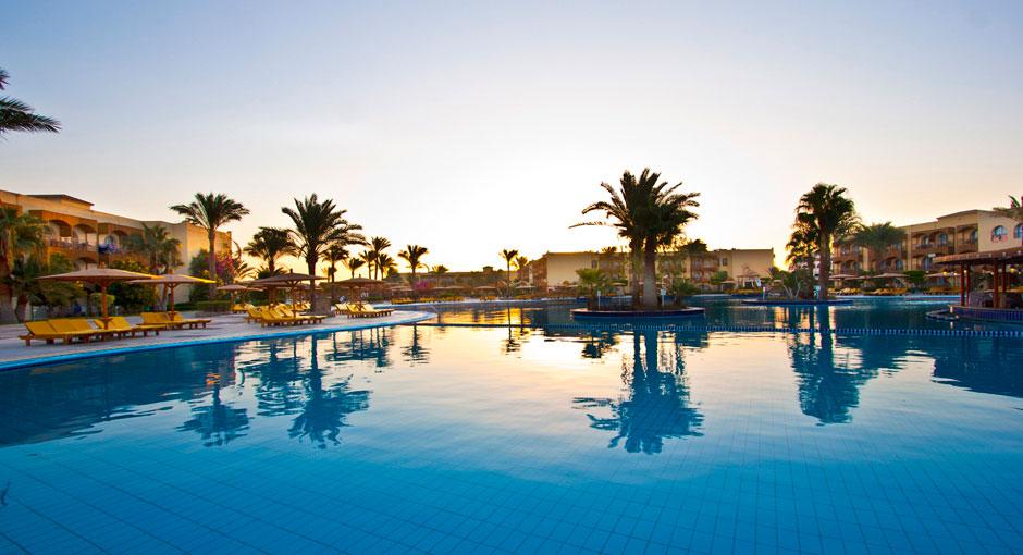 Egipt Hurghada Hurghada Town DESERT ROSE 3