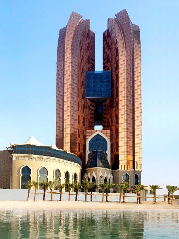 Emiratele Arabe Unite Abu Dhabi  BAB AL QASR 1