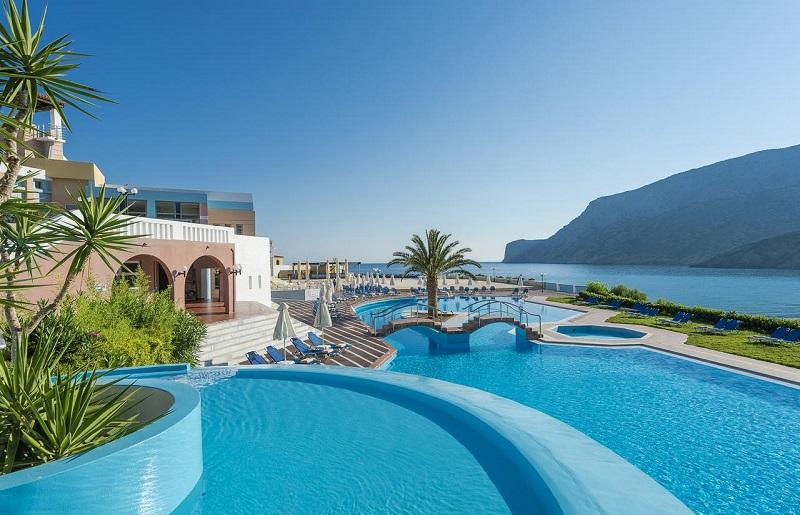 Grecia Creta - Heraklion Aghia Pelaghia FODELE BEACH RESORT 1