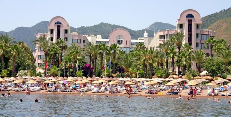 Turcia Marmaris  AQUA HOTEL MARMARIS 1
