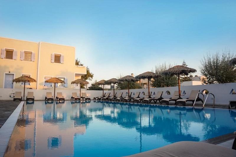 Grecia Santorini Kamari - Monolithos ALEXANDRA HOTEL 1