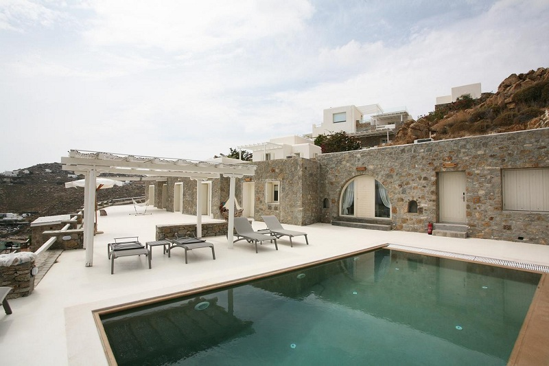 Grecia Mykonos Super Paradise ATLANTIS BEACH RESIDENCE 1