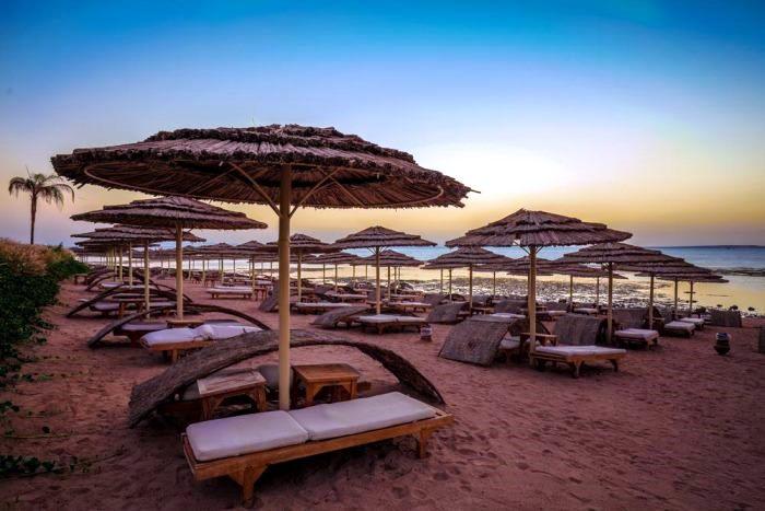 Egipt Sharm El Sheikh Nabq Bay CLEOPATRA LUXURY RESORT 2