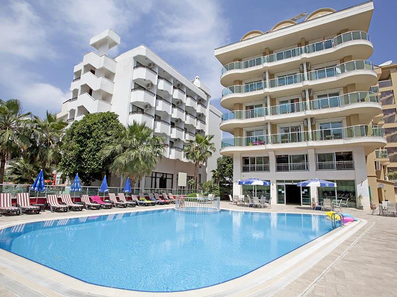 Turcia Marmaris  ALKAN HOTEL 1