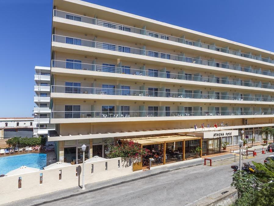 Grecia Rodos Rhodes ATHENA HOTEL 1