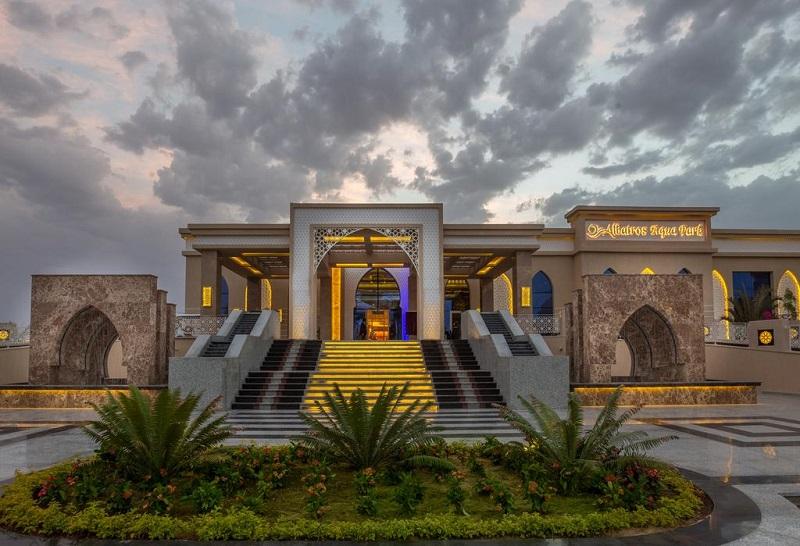 Egipt Sharm El Sheikh Om El Seed ALBATROS AQUA PARK 1