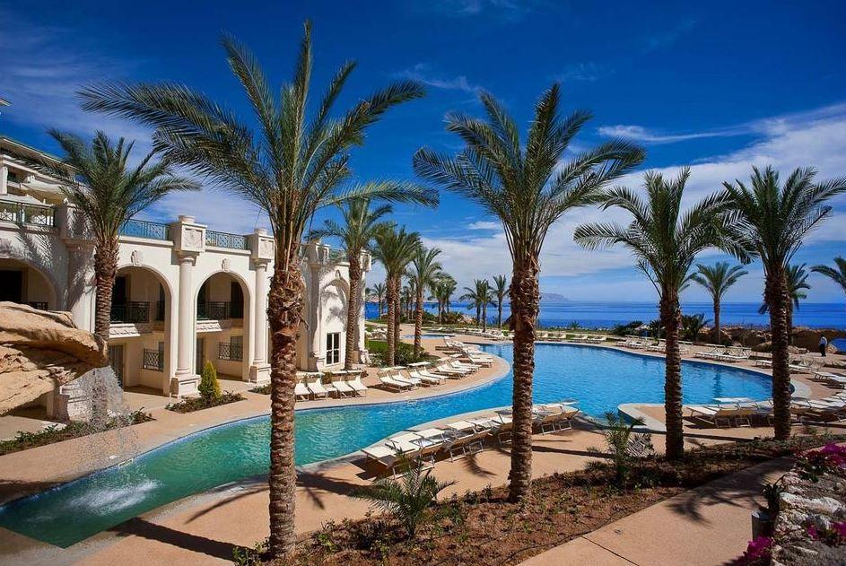 Egipt Sharm El Sheikh Naama Bay STELLA DI MARE RESORT 3
