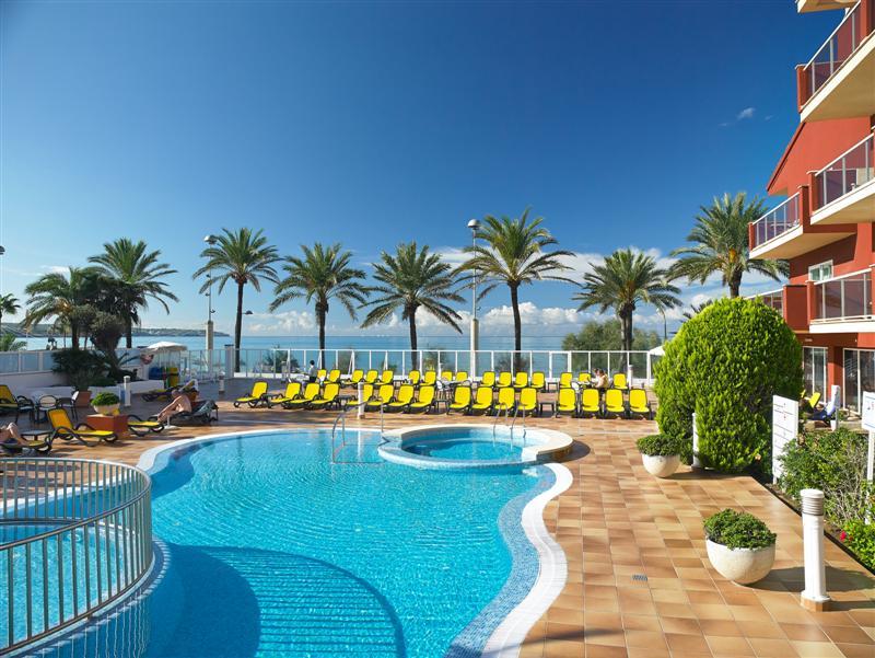 Spania Mallorca Playa De Palma MYSEAHOUSE NEPTUNO 1