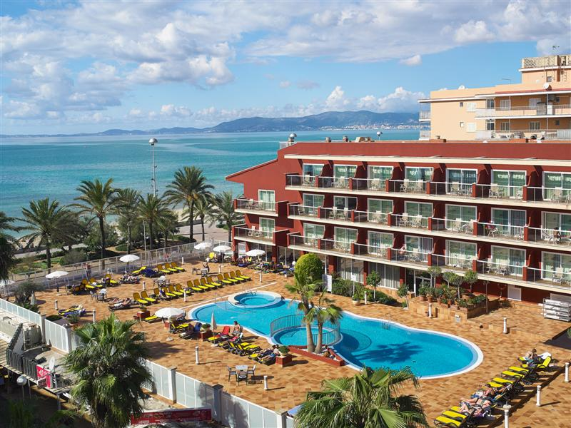 Spania Mallorca Playa De Palma MYSEAHOUSE NEPTUNO 2