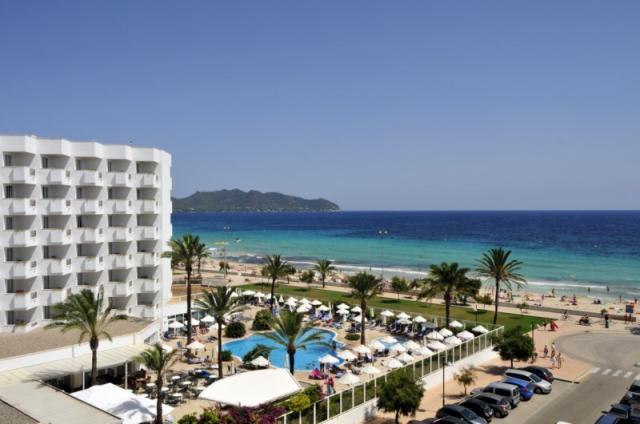 Spania Mallorca Cala Millor HIPOTELS FLAMENCO HOTEL 1