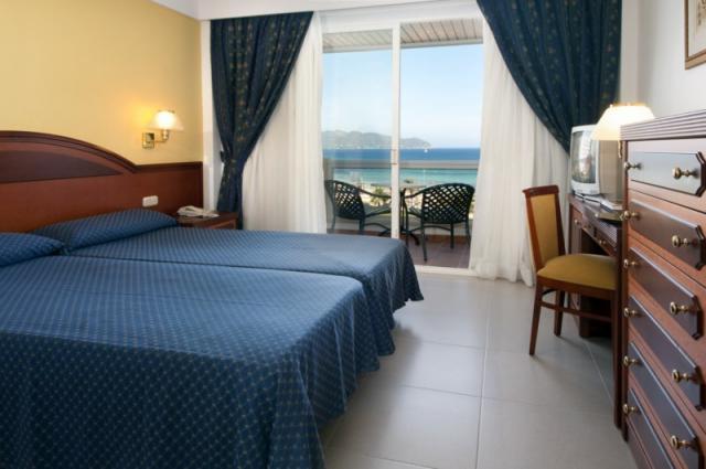 Spania Mallorca Cala Millor HIPOTELS FLAMENCO HOTEL 2