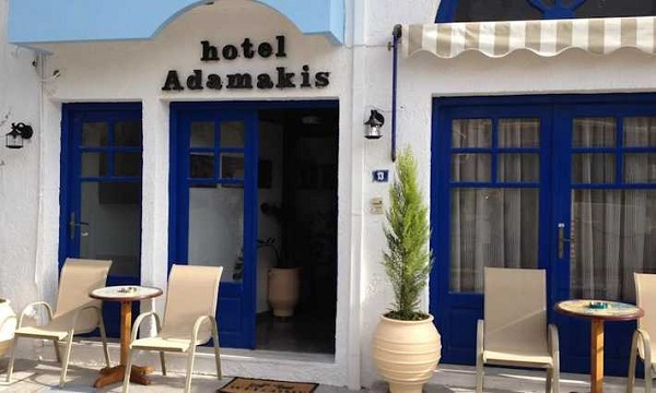 Grecia Creta - Heraklion Hersonissos ADAMAKIS HOTEL 1