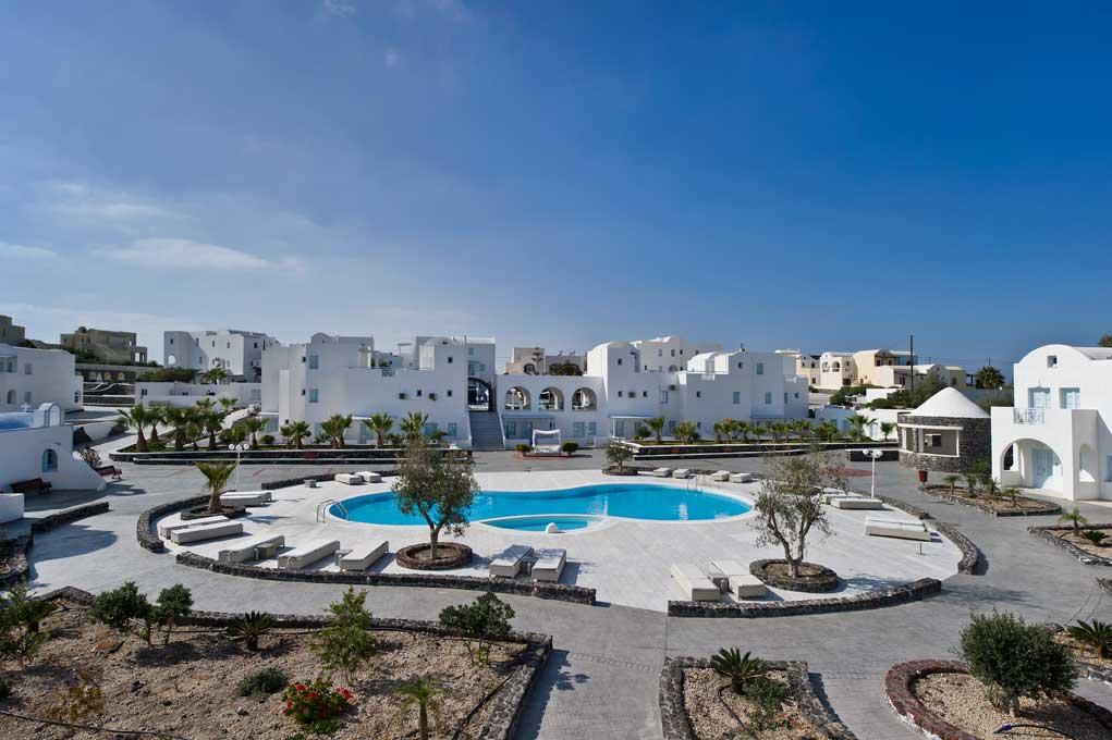 Grecia Santorini Fira EL GRECO 1